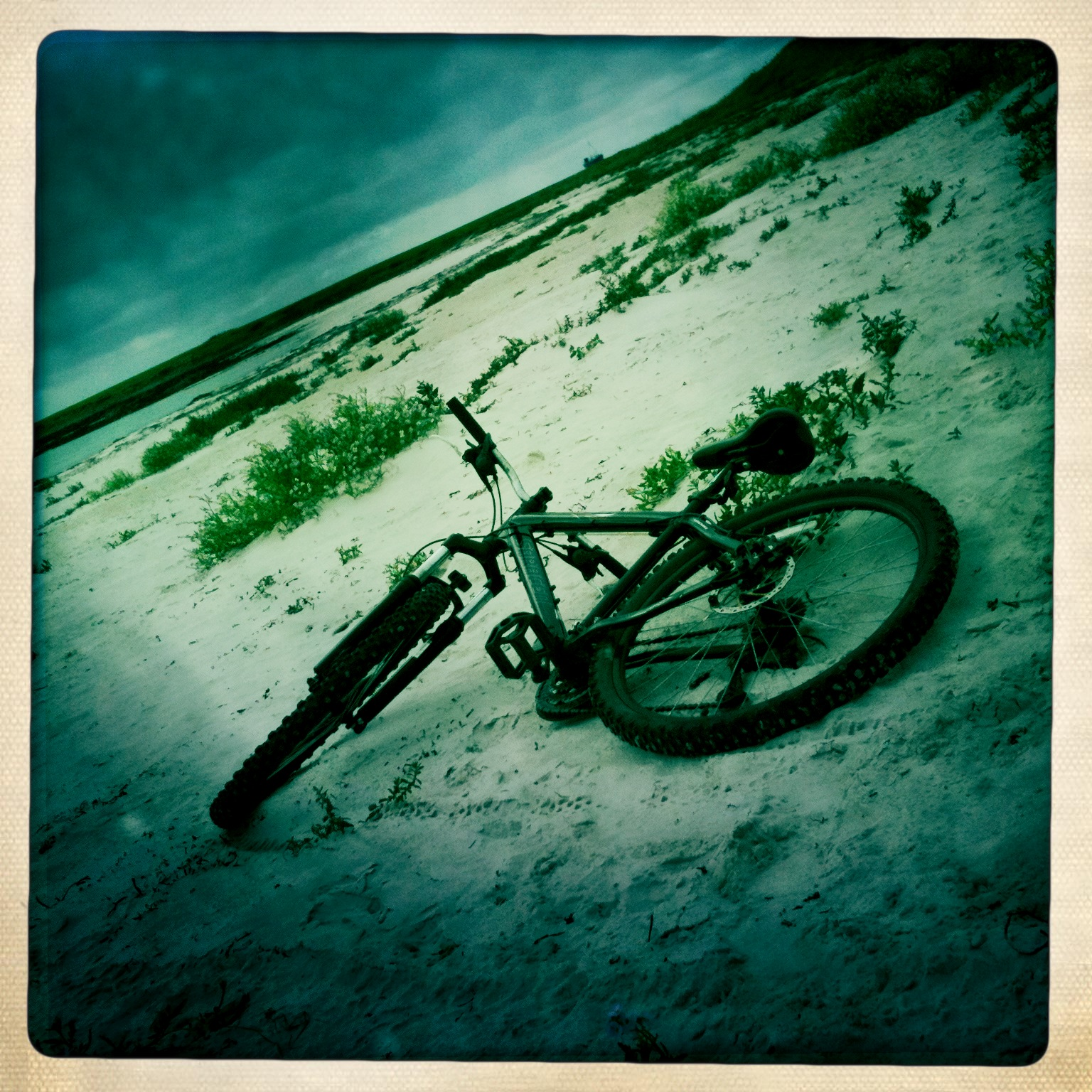 Bike. Beach. Breathtaking.