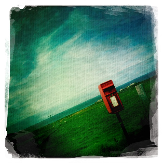 Remote postbox