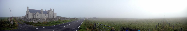 Einar in Fog