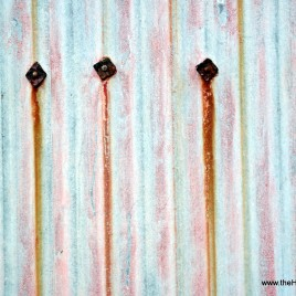 Rust and Peeling Paint