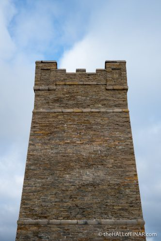 The Kitchener Memorial, Birsay, Orkney - photograph (c) 2016 David Bailey (not the)