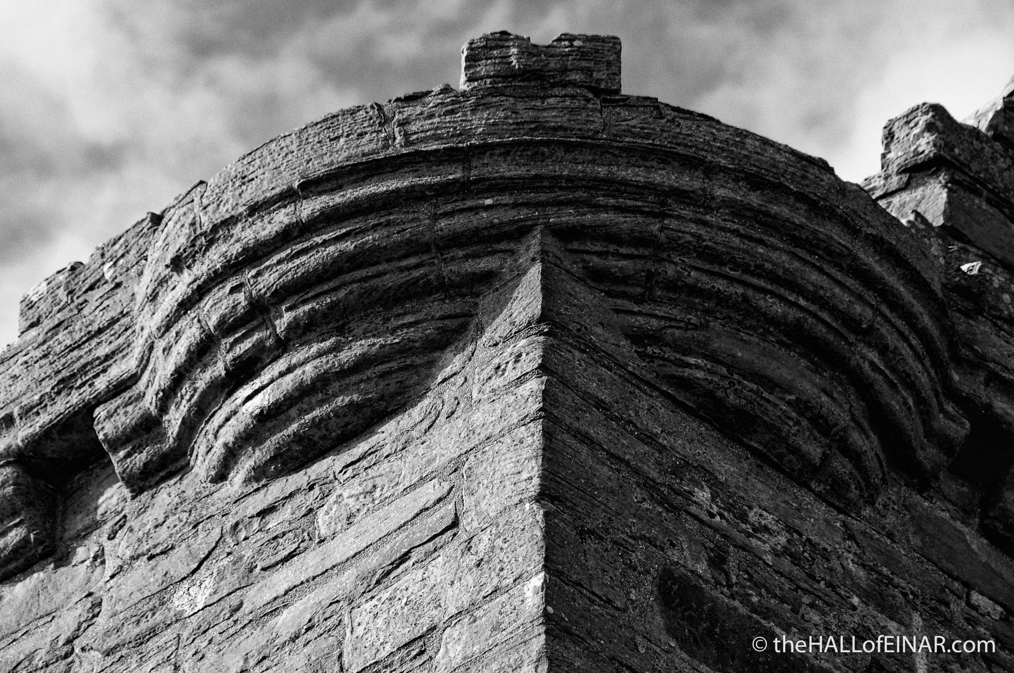 Noltland Castle - photograph (c) 2016 David Bailey (not the)