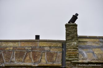 Pave your roof - photograph (c) David Bailey (not the)