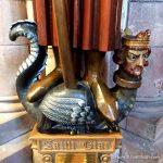 Saint Olaf - The Hall of Einar - photograph (c) David Bailey (to the)