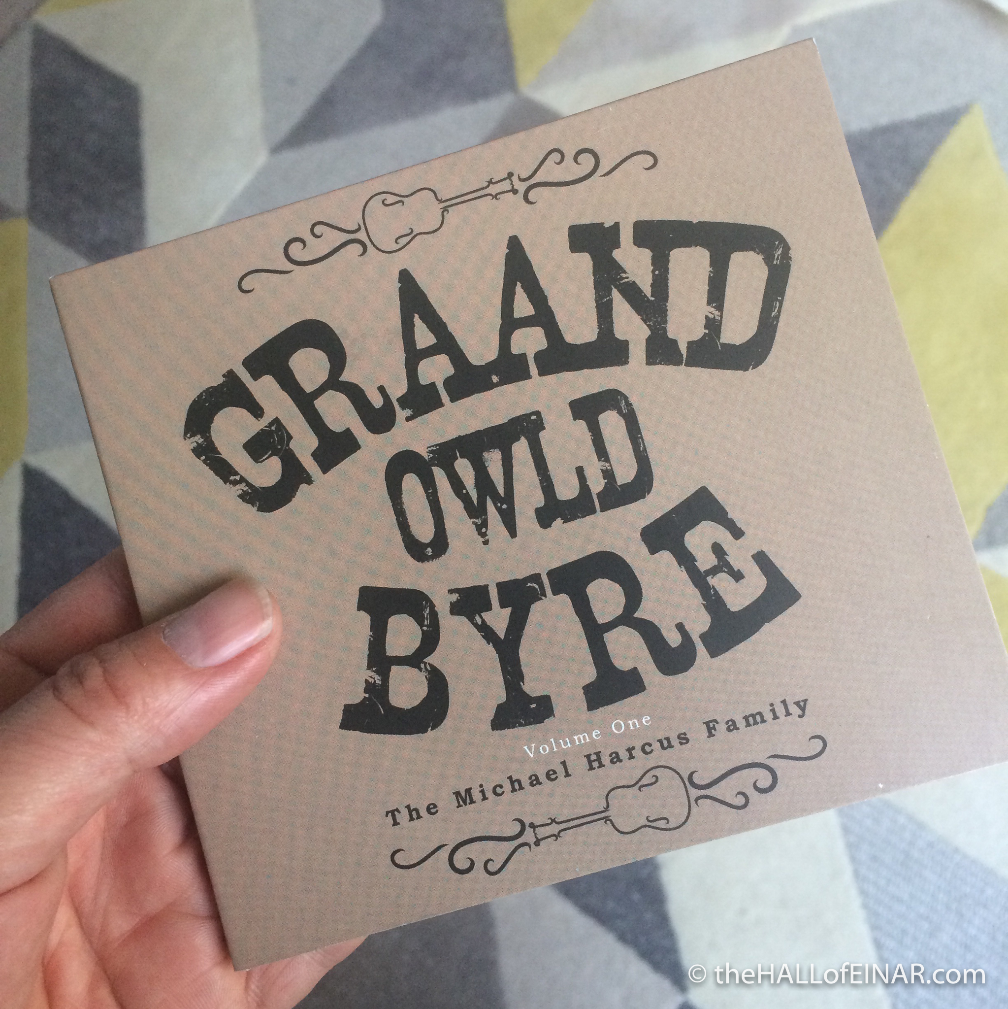 Graand Owld Byre - The Hall of Einar