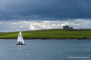 Westray Regatta - The Hall of Einar - photograph (c) David Bailey (not the)
