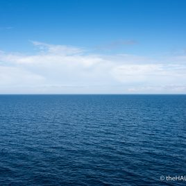 The North Sea - The Hall of Einar - photograph (c) David Bailey (not the)