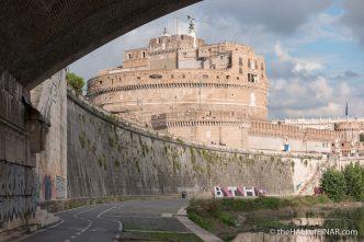 Castel Sant'Angelo - The Hall of Einar - photograph (c) David Bailey (not the)