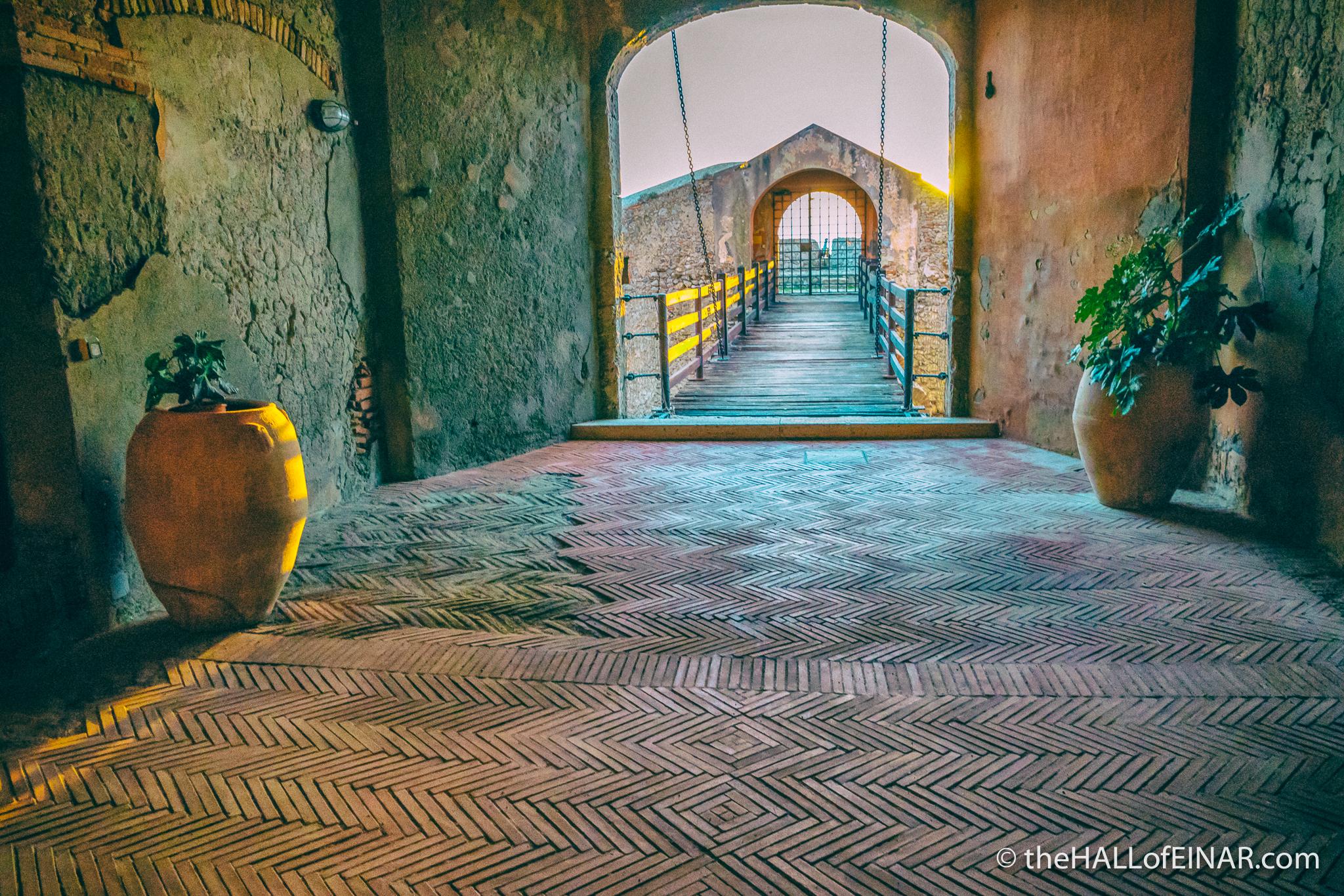 Porto Ercole - The Hall of Einar - photograph (c) David Bailey (not the)