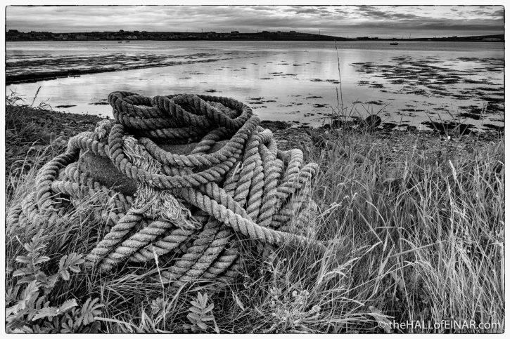 Rope - The Hall of Einar - photograph (c) David Bailey