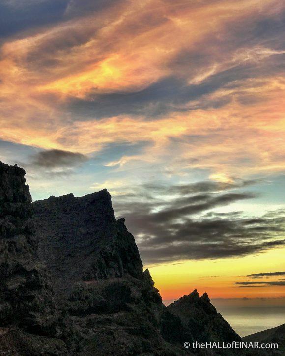 Mirador del Balcón - Gran Canaria - The Hall of Einar - photograph (c) David Bailey (not the)