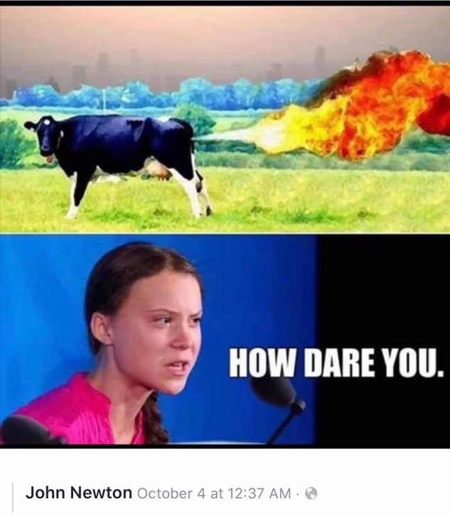Greta Thunberg - The Hall of Einar