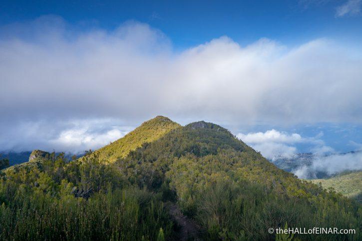 Madeira - The Hall of Einar - photograph (c) David Bailey (not the)