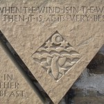 When the Wind is in the West