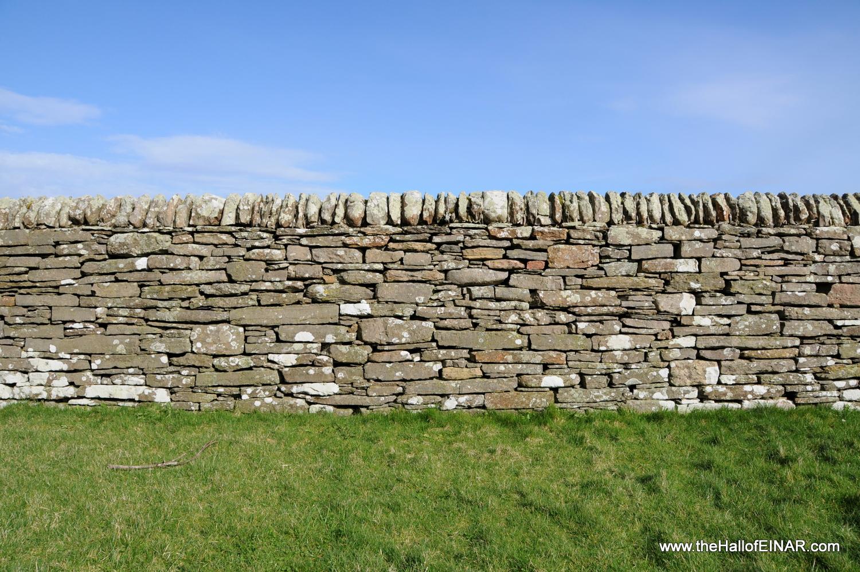 Noltland Wall