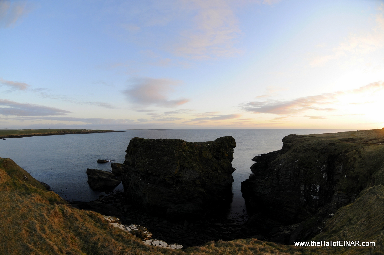 The Castle o' Burrian