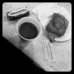 Breakfast on the Ferry