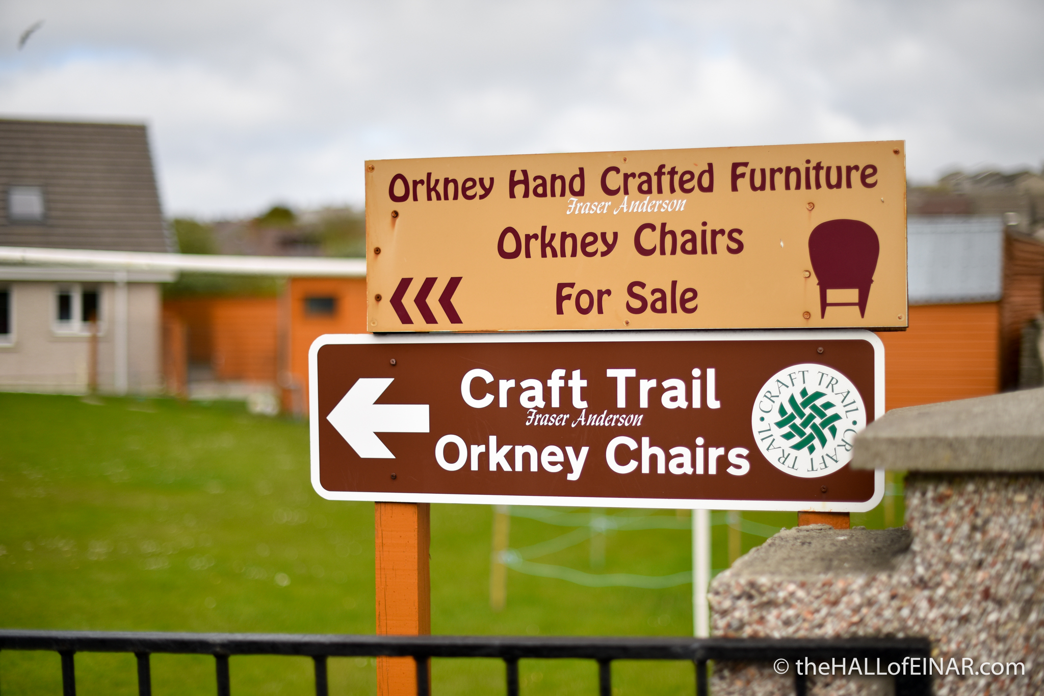 Fraser Anderson - Orkney Handcrafted Furniture - photograph (c) 2016 David Bailey (not the)