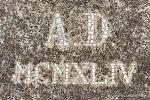 The Italian Chapel - AD MCMXLIV - 1944 - photograph (c) 2016 David Bailey (not the)