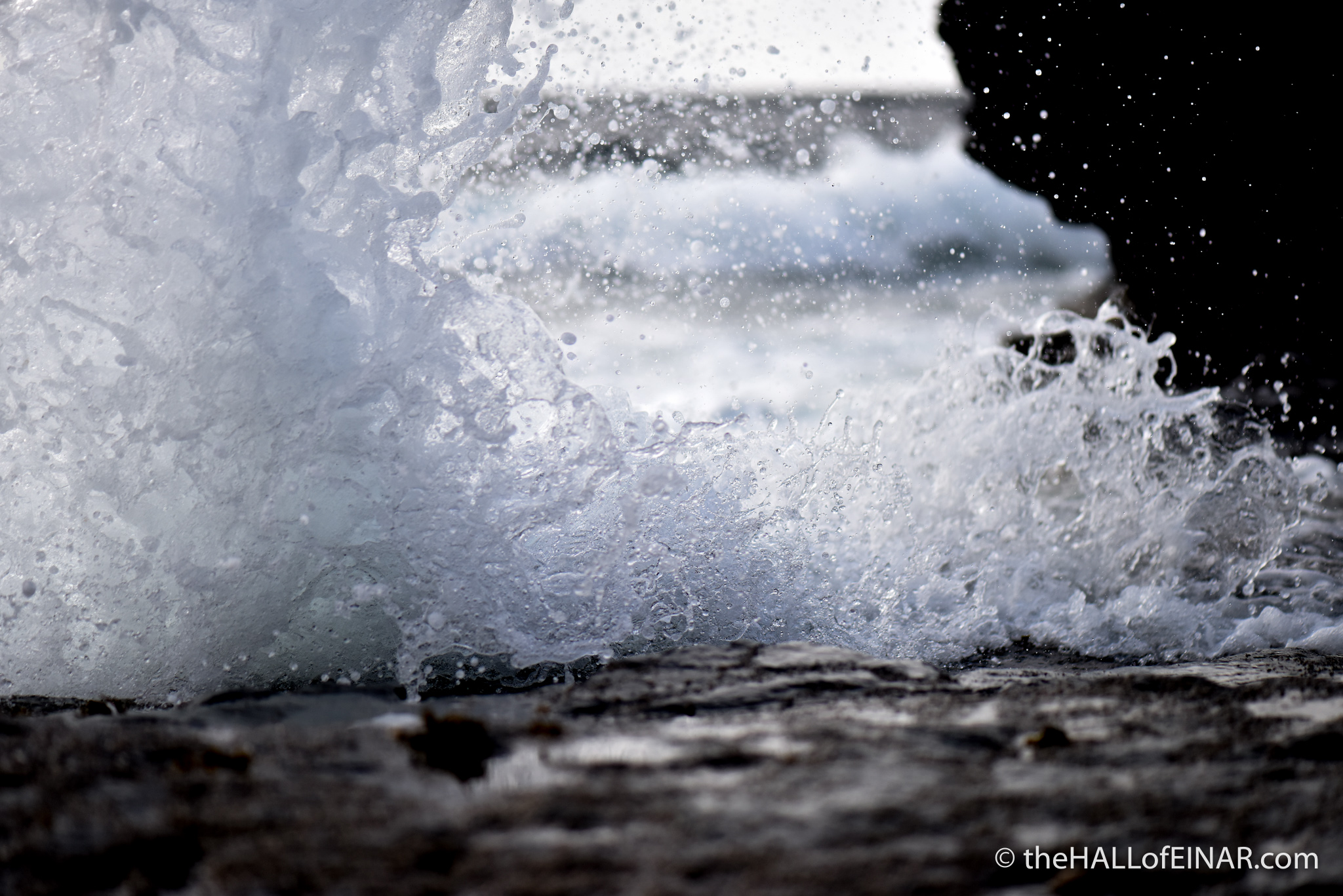Love's Crashing Waves