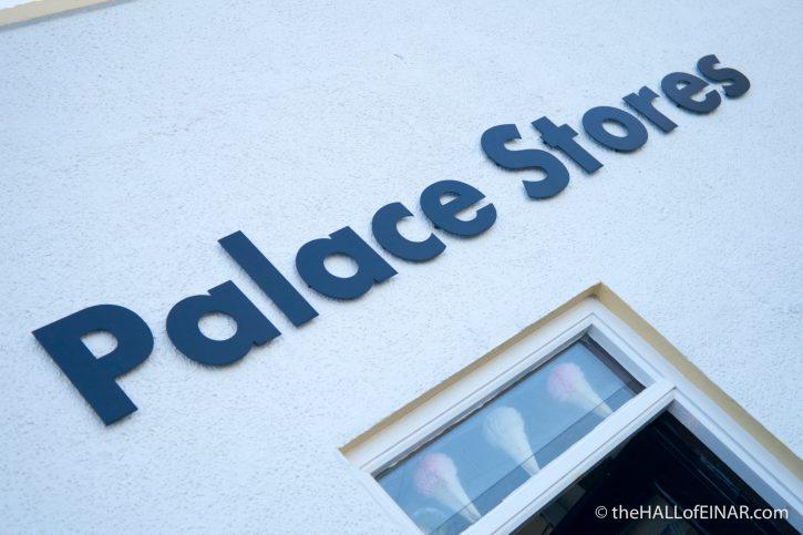 Palace Stores, Birsay - photograph (c) David Bailey (not the)