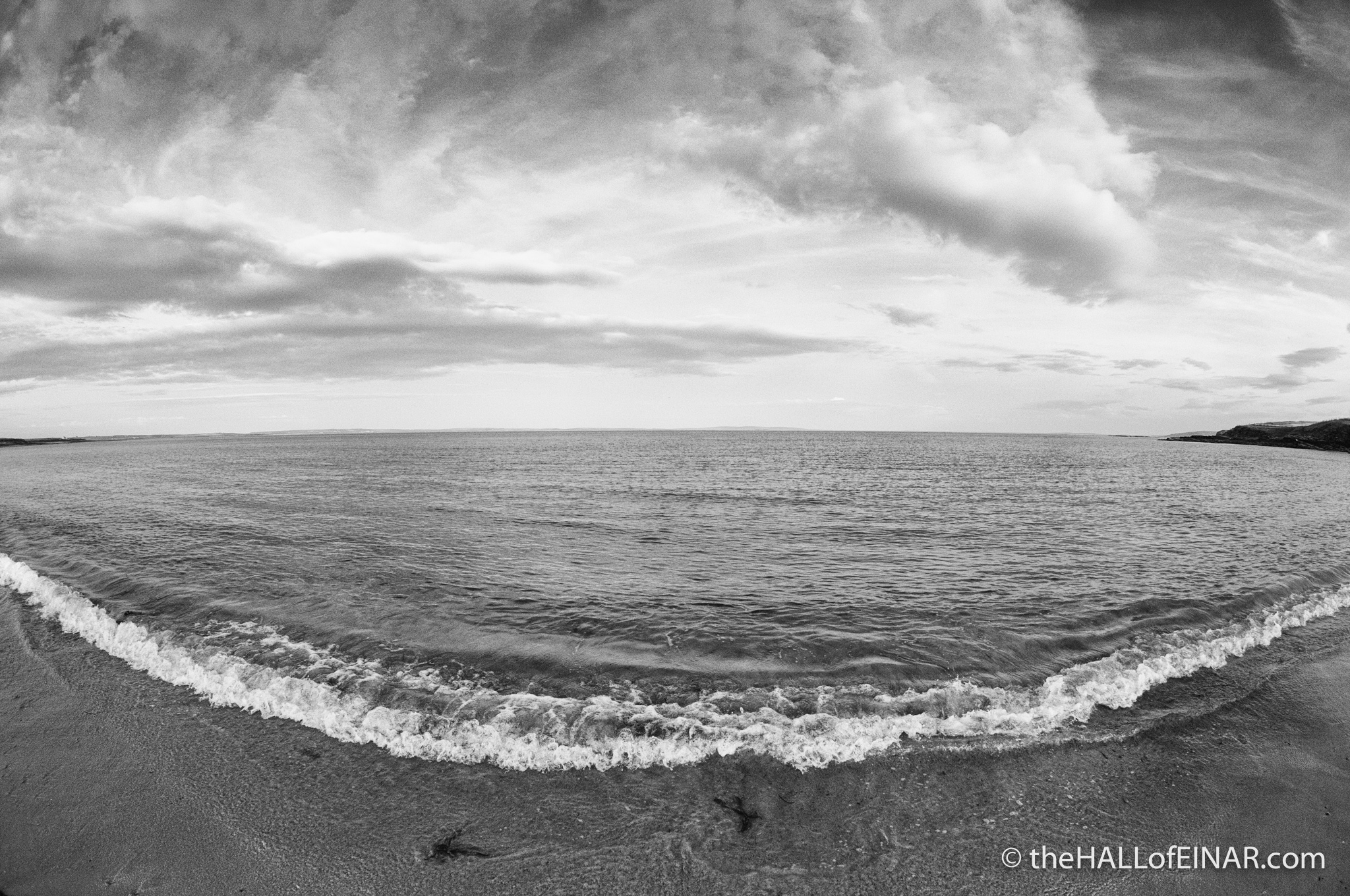 Orkney Horizon - photograph (c) David Bailey (not the)