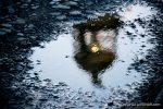 Lighthouse in the rain - photograph (c) 2016 David Bailey (not the)