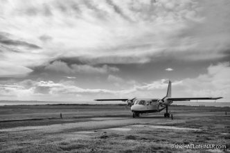 Westray airfield - photograph (c) 2016 David Bailey (not the)