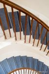 Orkney Museum Staircase - photograph (c) David Bailey (not the)
