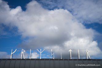 Kirkwall Airport - photograph (c) 2016 David Bailey (not the)