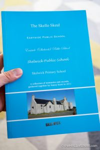 The Skello Skeul by Nancy Scott - a review - The Hall fo Einar
