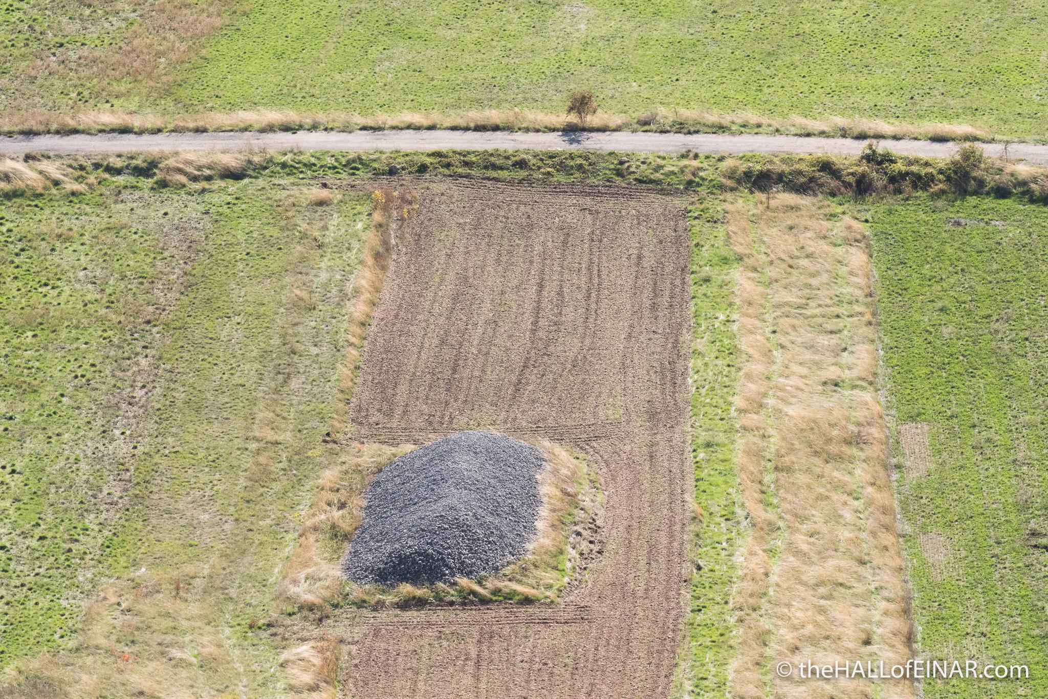 Stony ground - The Hall of Einar - photograph (c) David Bailey (not the)