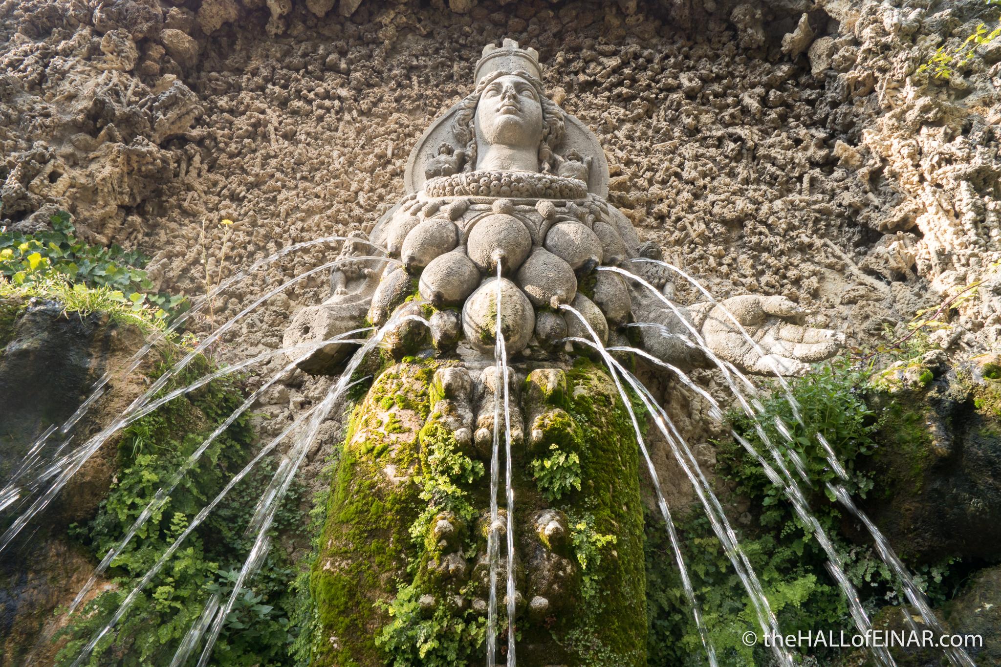 Diana of Ephesus - The Hall of Einar - photograph (c) David Bailey (not the)