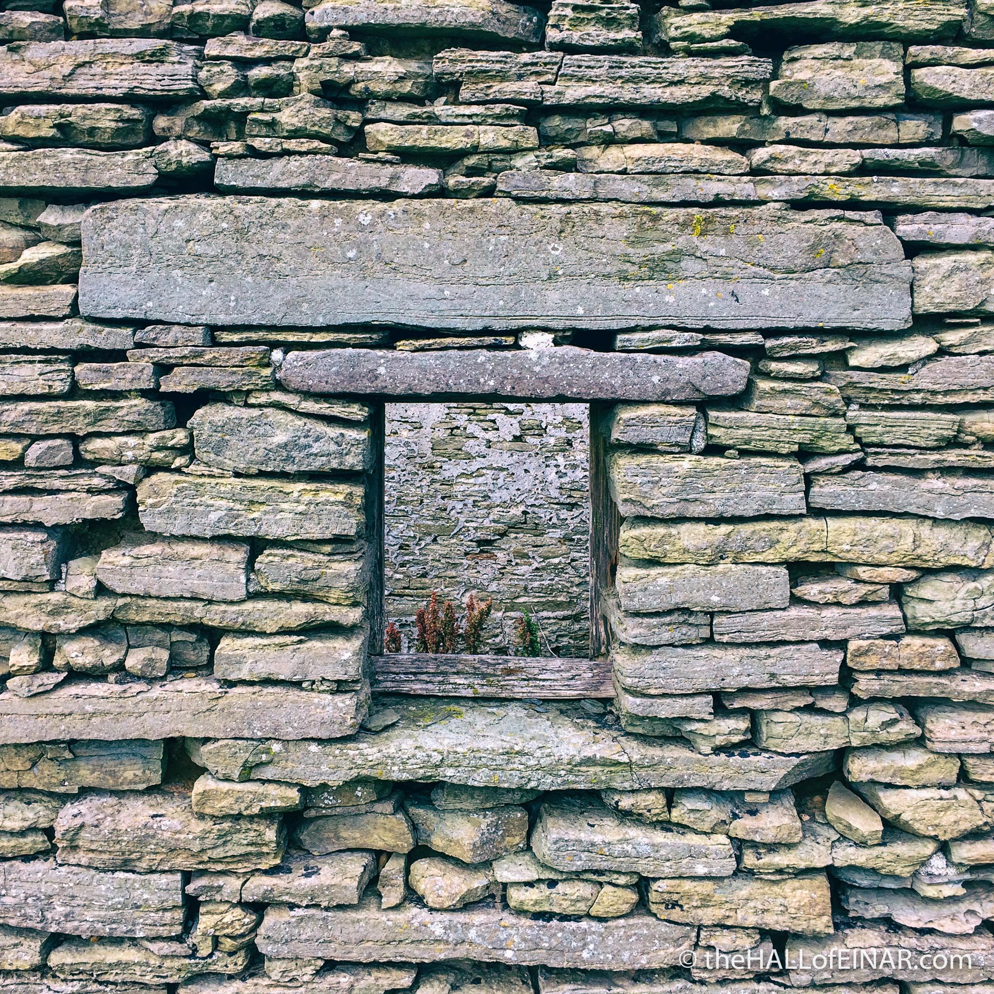 Window - The Hall of Einar - photograph (c) David Bailey (not the)