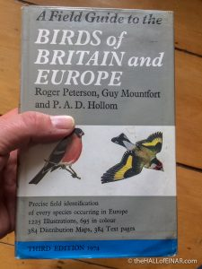 Birds of Britain and Europe - The Hall of Einar