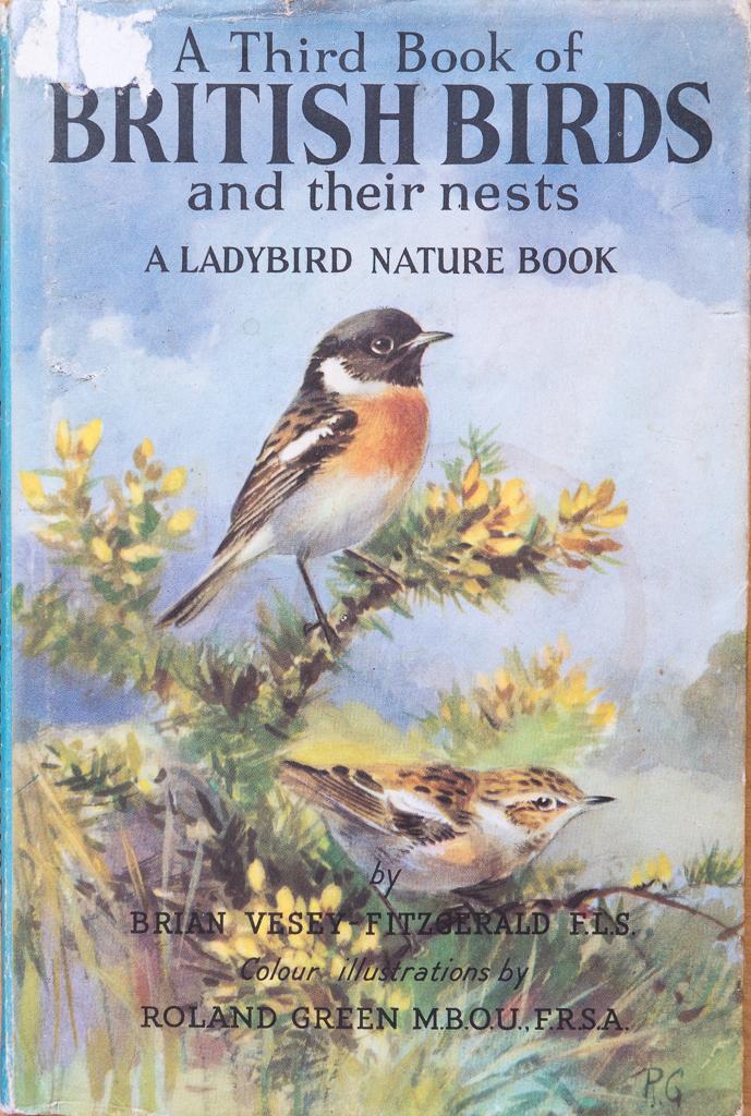 The Third Ladybird Book of British Birds-7476