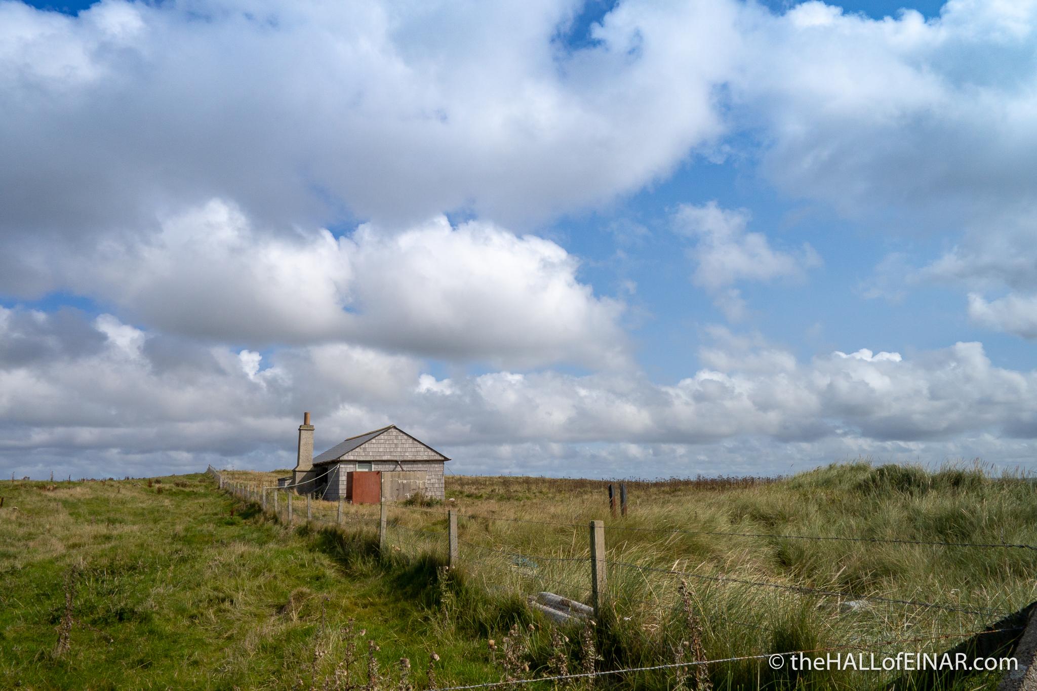 Westray Coast - The Hall of Einar - photograph (c) David Bailey (not the)