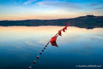 Lago di Chiusi - The Hall of Einar - photograph (c) David Bailey (not the)