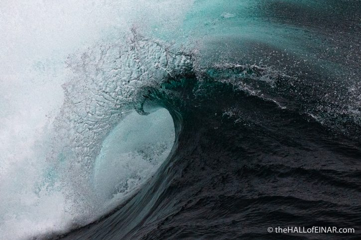The North our home, the sea our friend - The Hall of Einar