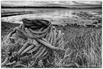 Rope - The Hall of Einar - photograph (c) David Bailey