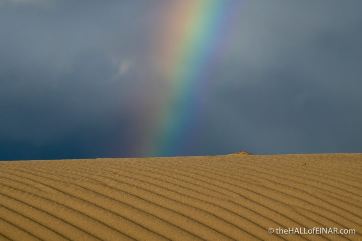 Maspalomas - Gran Canaria - The Hall of Einar - photograph (c) David Bailey (not the)