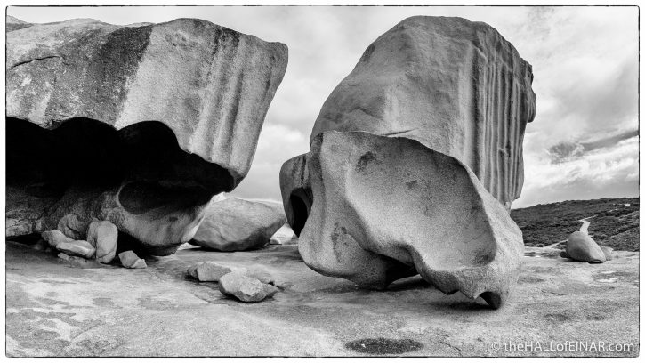 Kangaroo Island - The Hall of Einar - photograph (c) David Bailey (not the)