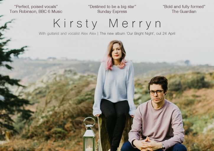 Our Bright Night - Kirsty Merryn