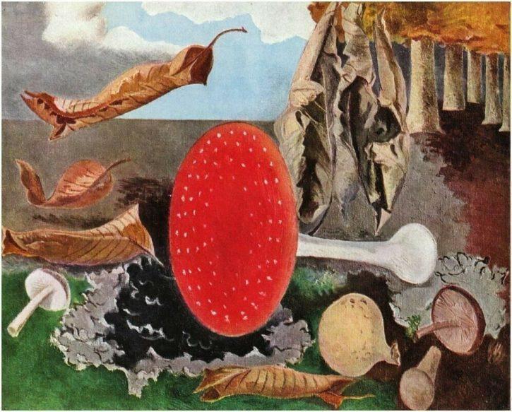 Paul Nash - Swan Song
