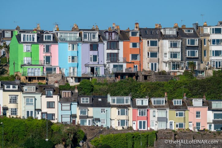 Brixham - The Hall of Einar - photograph (c) David Bailey (not the)
