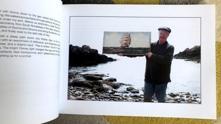 Found - Keith Allardyce - The Hall of Einar