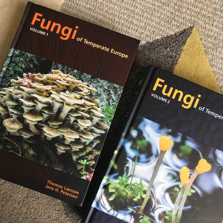 Fungi of Temperate Europe - The Hall of Einar