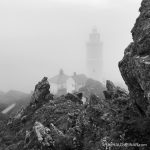 Start Point - The Hall of Einar - photograph (c) David Bailey (not the)