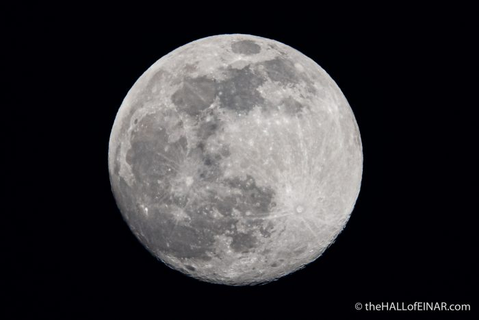 Moon - The Hall of Einar - photograph (c) David Bailey (not the)