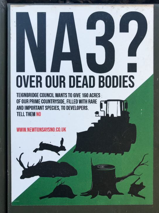 NA3? Over our dead bodies.